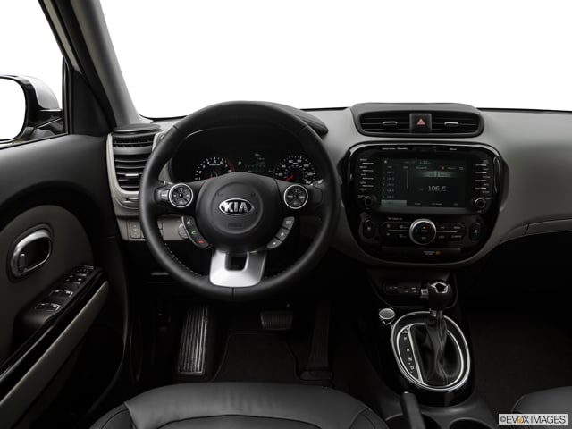 2017 Kia Soul Drivers View near Houston TX