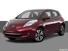 New 2017 Nissan LEAF SL Hatchback for sale in Dublin, CA