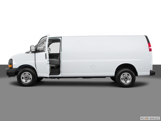 2017 GMC Savana 2500 Van