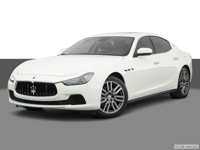 2017 Maserati Ghibli Base Sedan NHH196441