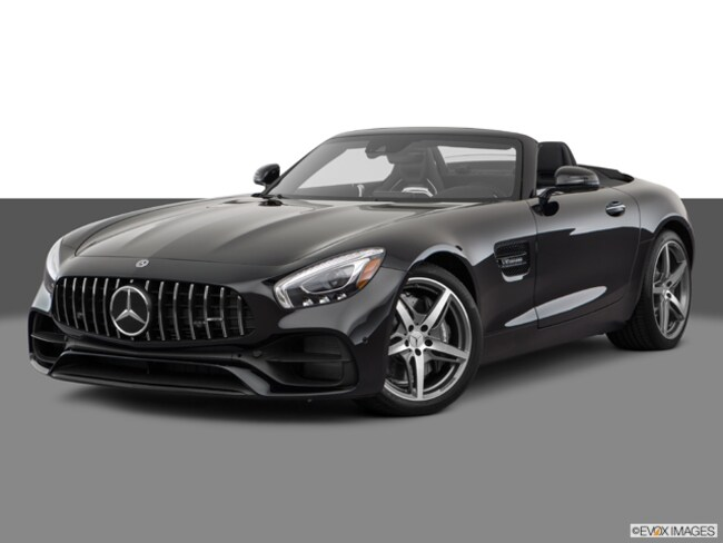 2018 Mercedes-Benz AMG GT Convertible