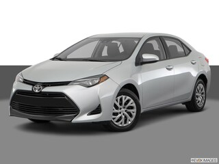New 2018 Toyota Corolla LE Sedan JC992214 in Cincinnati, OH