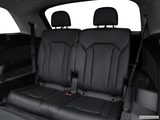 2019 Audi Q7 Rear Interior