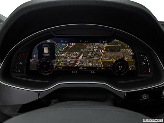 2019 Audi Q7 Dash