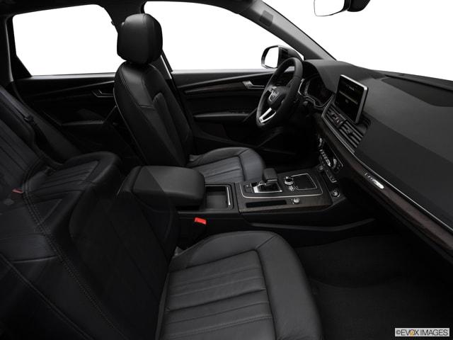 2019 Audi Q5 Driver Interior