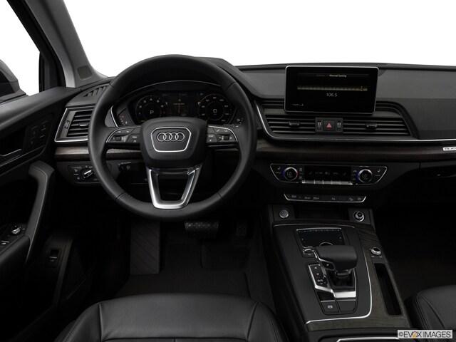 2019 Audi Q5 Steering Wheel