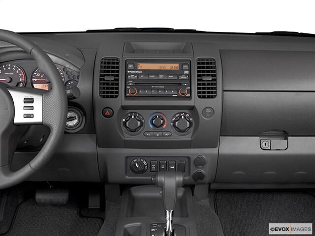 2006 Nissan Xterra Seating Capacity
