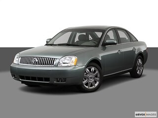 2007 Mercury Montego Premier Sedan