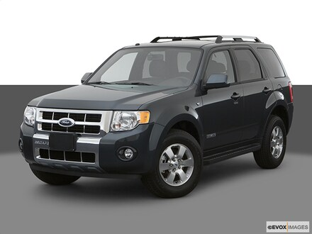 2008 Ford Escape Limited FWD  V6 Auto Limited