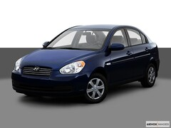 2007 Hyundai Accent GLS Sedan