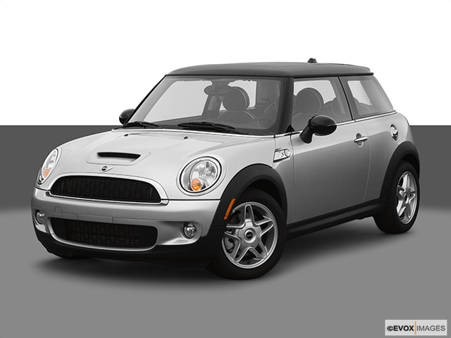 2007 MINI Cooper S Base Hatchback