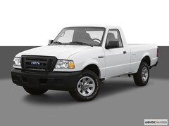 Used 2007 Ford Ranger Truck Regular Cab for sale near Southeastern Mass