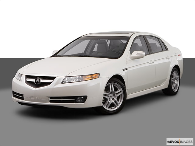 2008 Acura TL 4DR SDN AT Sedan