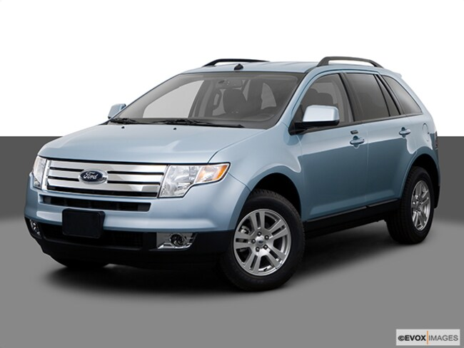2008 Ford Edge SEL Station Wagon