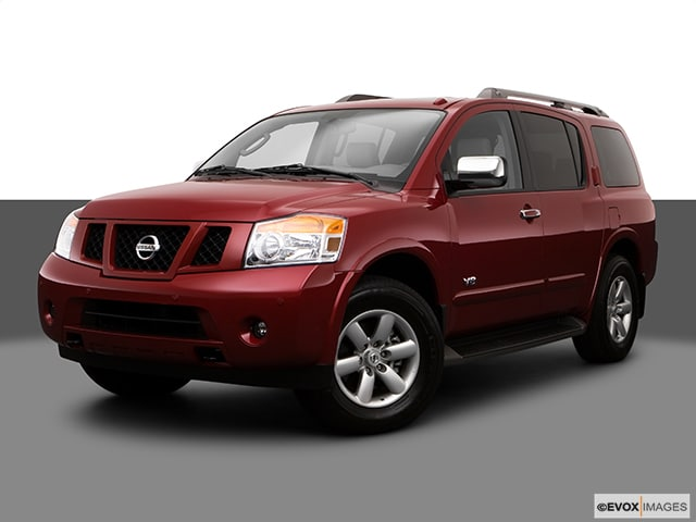 2009 Nissan Armada Interior. The 2008 - 2009 - 2010 Nissan