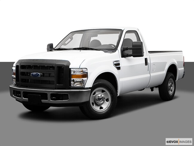 Used 2009 Ford Super Duty F-250 SRW Regular Cab Pickup in Sayre, PA