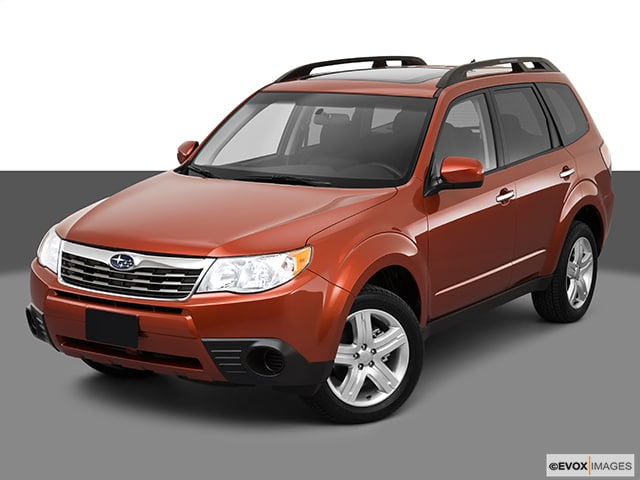 subaru dealers ca. 2011 Subaru Forester 2.5 X