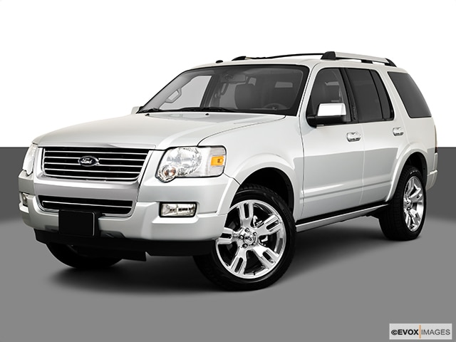 2010 Ford Explorer 4WD  Limited SUV