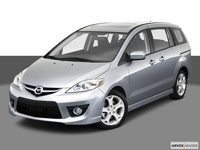 2010 Mazda 5 Sport. 2010 Mazda 5 Sport Automatic