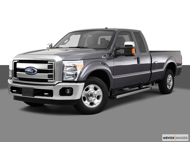 2011 Ford F-250 Truck Super Cab
