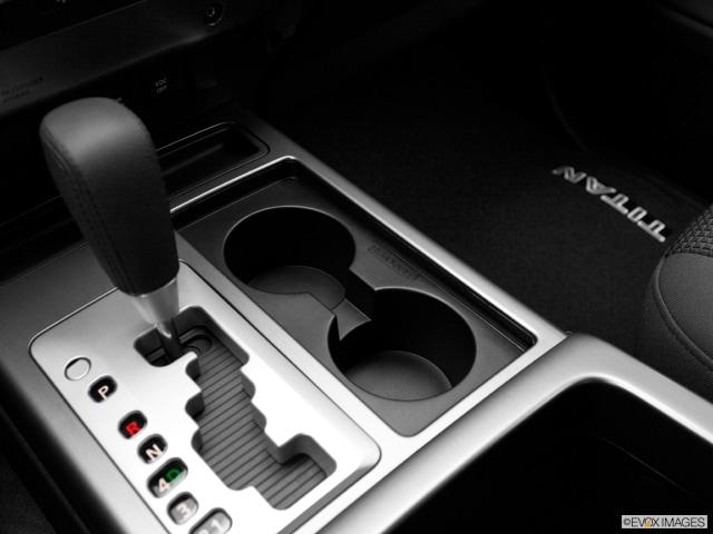 2011 Nissan Titan King Cab. Crew Cab PRO-4X and SL models