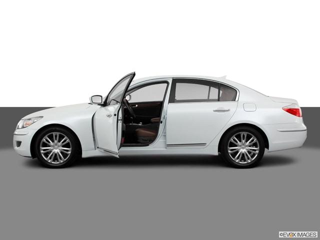 2011 Hyundai Genesis 4.6 Sedan