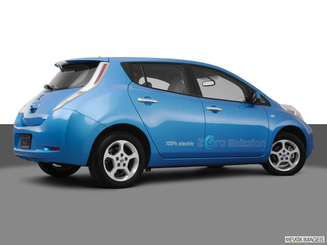 2012 Nissan Leaf of IL