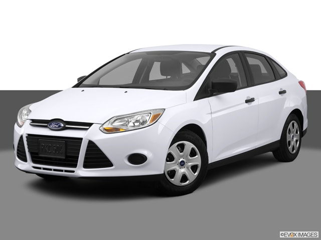 2012 ford focus of phoenix - Ford Focus 2014 Hatchback White