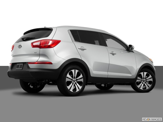 2012 Kia Sportage of Houston