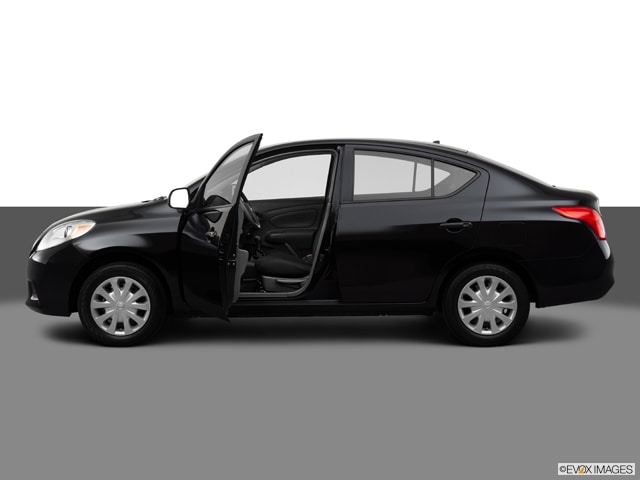 2012 Nissan Versa Sedan at Berlin City Nissan ME