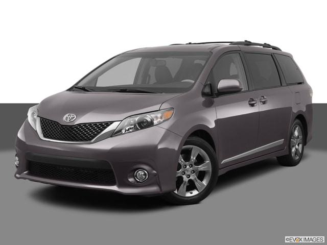 2012 Toyota Sienna Passenger Van