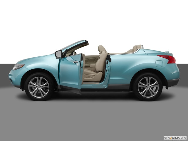 2012 Nissan Murano CrossCabriolet SUV at Berlin City Nissan ME