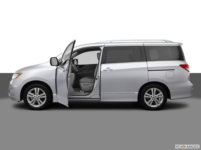 2012 Nissan Quest Van at Berlin City Nissan ME