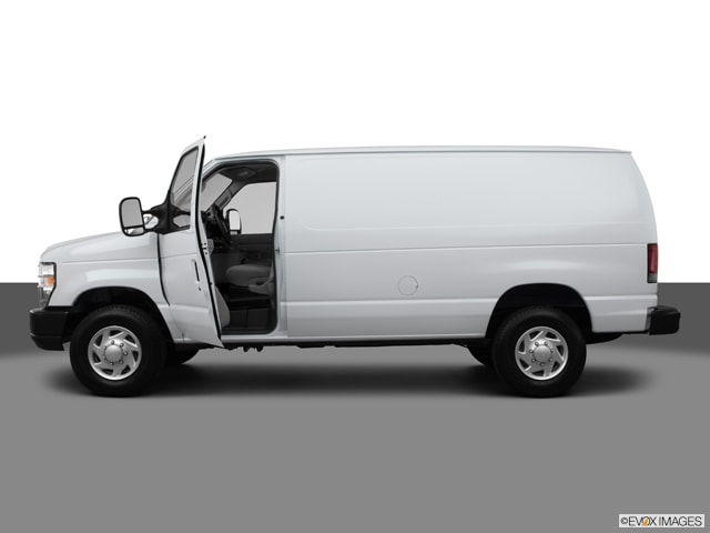 2012 Ford E-350 Super Duty Van