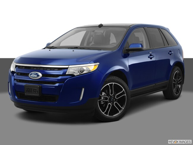 Used 2013 Ford Edge SEL Ford  SUV All-Wheel Drive with Locking Diffe for sale in Bryan, OH