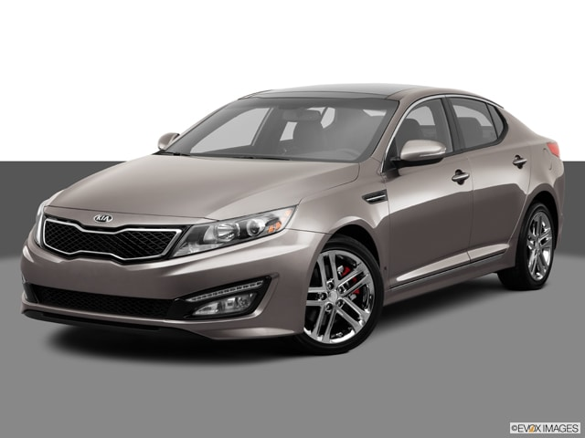 2013 Kia Optima SX Sedan UVD178416