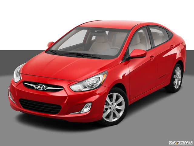 2013 Hyundai Accent Sedan