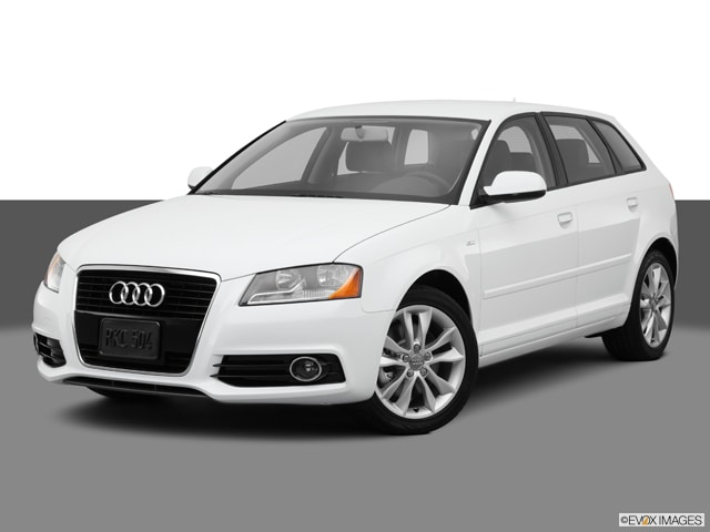 2013 Audi A3 Premium Plus Hatchback