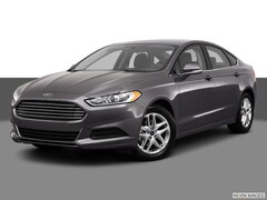 Certified Used 2013 Ford Fusion SE Sedan in Randolph, OH