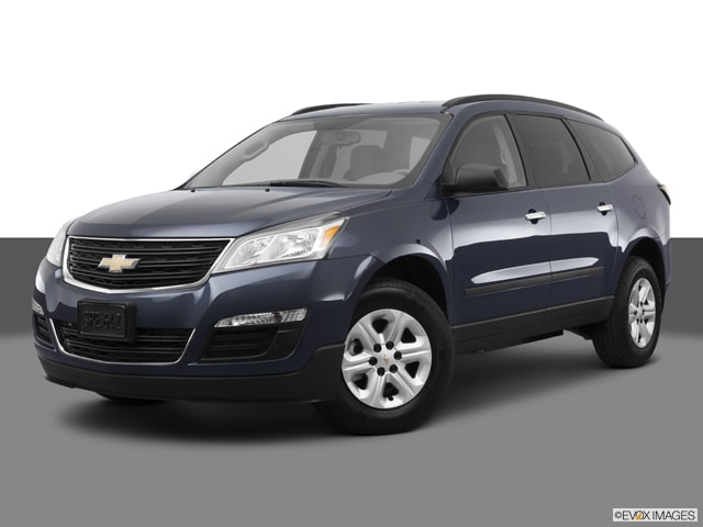 Used 2013 Chevrolet Traverse 1LT SUV in the Greater St. Paul & Minneapolis Area