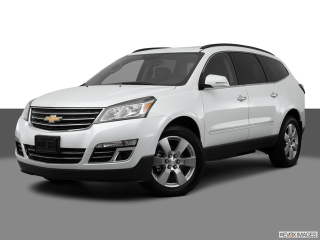 2013 Chevrolet Traverse 2LT SUV
