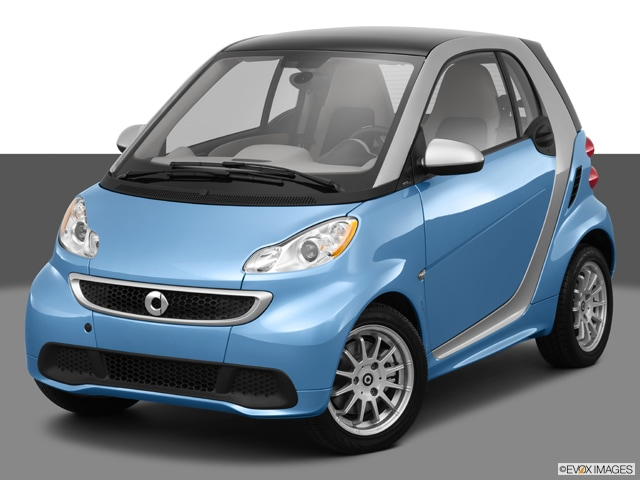 new 2013 smart fortwo coupe gray matte for sale medford or lithia auto stores stock dk634115. Black Bedroom Furniture Sets. Home Design Ideas