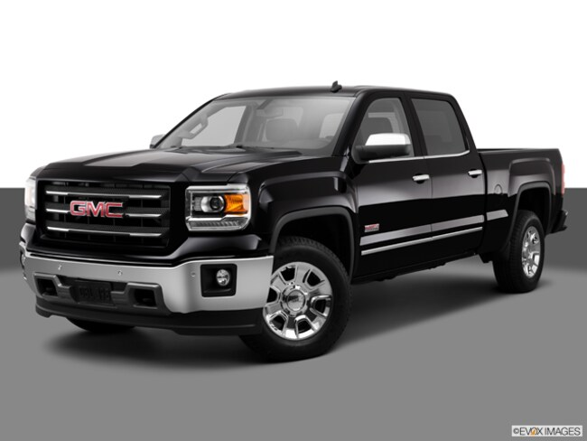Used 2014 GMC Sierra 1500 SLT Crew Cab Truck in Beaverton