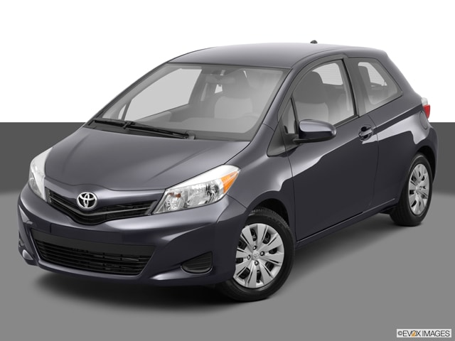 2014 Toyota Yaris Liftback