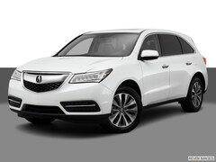 2014 Acura MDX SH-AWD with Technology Package SUV 5FRYD4H4XEB012525
