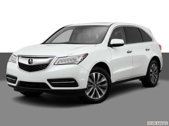 2014 Acura MDX SH-AWD with Technology Package SUV