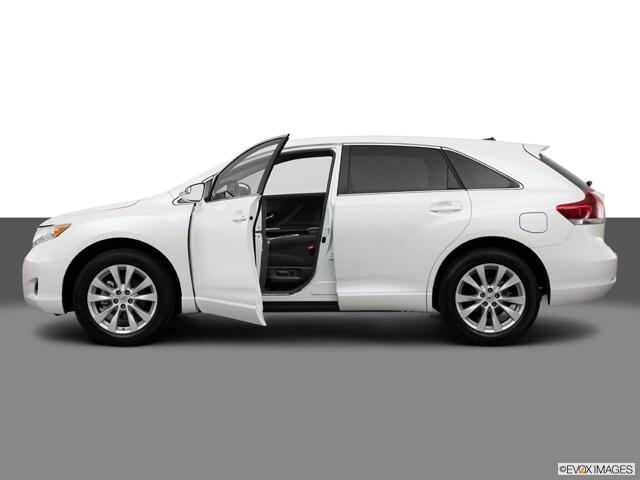 2014 Toyota Venza Limited V6 Crossover