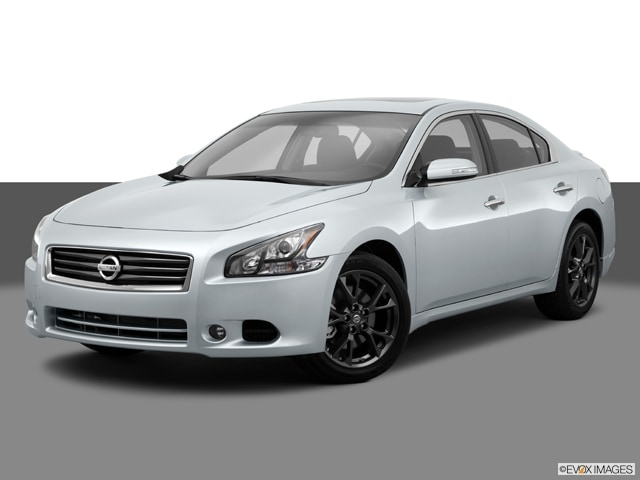Used 2014 Nissan Maxima Sedan in the Greater St. Paul & Minneapolis Area