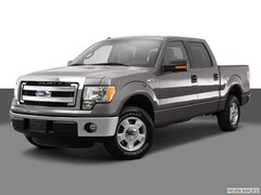 2014 Ford F-150 Lariat Crew Cab Short Bed Truck