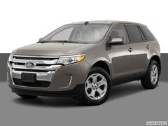 Used 2014 Ford Edge SEL SUV in Jackson, OH